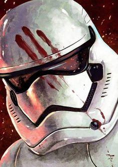 1st Order Imperial Stormtrooper FN-2187 aka Fin