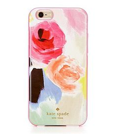 kate spade new york Watercolor Floral iPhone 6 Case #Dillards