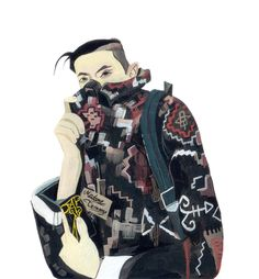 Fashion Studies on Behance  Jon Lau