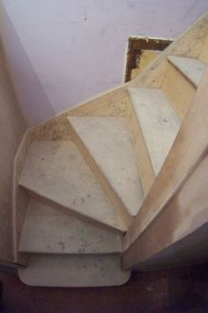 Kitewind loft stairs
