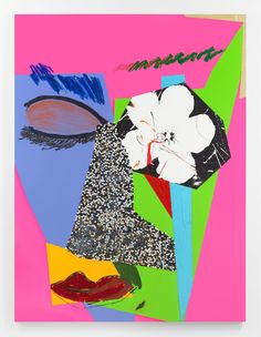 Artist Mickalene Thomas has bedazzled up Picasso for her new solo show at New York's Lehmann Maupin gallery. See the images here. American Art, Kids Art Projects, Artist, Collage Art Projects, Art Institute Of Chicago, African American Art, Music Art, Masks Art, American Artists