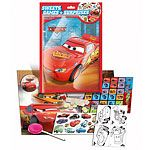 Cars Toys Lucky Bag Small - this would be a nice surprise for Jackson on the Eurostar