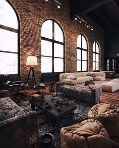 Perfect living room.