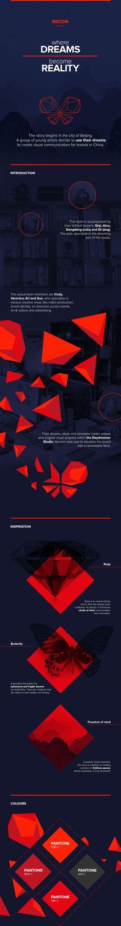 9.Visual Identity and Branding Series  Daydreamer