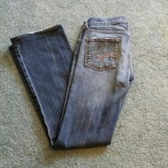 7 for All Mankind Boot Cut Jeans 7 for All Mankind Boot Cut Jeans. Some normal wear on the bottom but otherwise still in great condition!! 7 for all Mankind Jeans Boot Cut