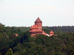 Turaida castle. (Latvia)