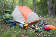 My backpacking gear list for multi-day and overnight hikes in the backcountry.