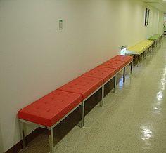 #訂製沙發凳-中國醫藥學院 內湖分院