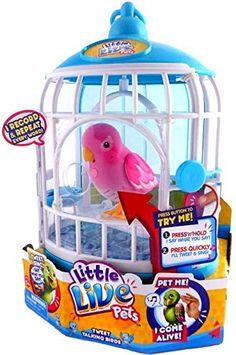 little live pets bird cage instructions