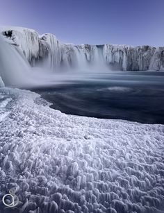 Godafoss Blues, Iceland