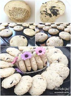 Ödüllü Kurabiye Tarifi Candy Cookies, Cupcake Cookies, Cute Food, Yummy Food, Recipe Mix, Turkish Recipes, Perfect Food, Cake Recipes, Sweet Treats