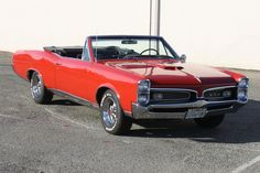 Red 1967 Convertible GTO Convertible, 1967 Gto, 1969 Chevelle, Pit Girls, Fancy Cars, Hot Rides, Pontiac Gto, Northern California, Hot Cars