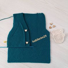 Sweaters, Baby Outfits, Fashion, Amigurumi, Baby Coming Home Outfit, Moda, La Mode, Sweater