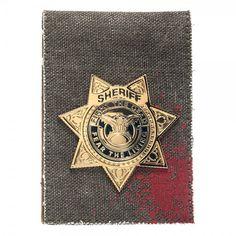 Walking Dead Badge Folder Wallet