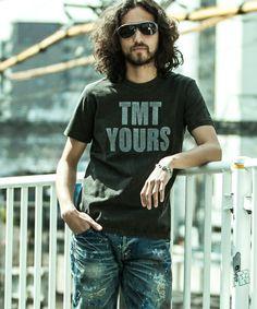 TMT,S/SL T(TMT YOURS)です。このアイテムを着ているコーディネートを探すこともできます。