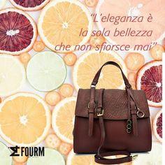 Scegli l'eleganza, scegli iFourM!!! www.ifourm.it #ifourm #bags #handmade #madeinitlay #borse #borsa