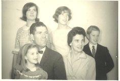 1960s family photograph