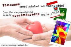 Ti mennyire vagytok jótékonyak? Vajon melyik az a terület kishazánkban amelyik leginkább támogatásra szorul?  Mondd el véleményed! Megosztani ér! (főleg ha nagyon szeretnéd valamelyik nyereményt!) Kattints! http://nyeremenysziget.hu/gift/761  #nyeremény #tablet #könyv #samsung