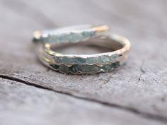 Aquamarine Ring // Hidden Gems