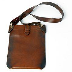 Sandast Tokyo Leather Bag