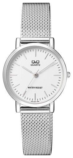 Zegarek Q Q Qa21 201 Mesh Nowy Wysylka 24h 7049249881 Oficjalne Archiwum Allegro Silver Watch Accessories Mesh Strap Watch