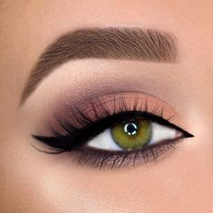 29 Gorgeous Eye Makeup Looks For Day And Evening - eye makeup ,eye shadow #makeup #makeupideas