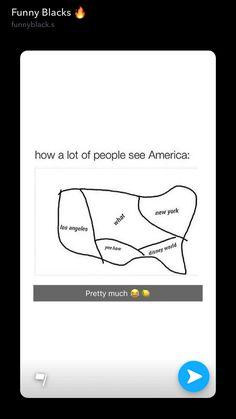 AS AN AMERICAN, I CAN CONFIRM THAT THIS IS HOW AMERICANS SEE AMERICA