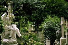 Protestant cemetery of Rome
