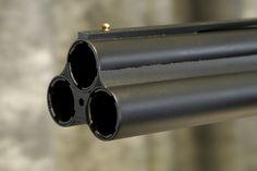 12 Ga Three BarrelShotgun