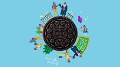 Open Up with Oreo - Twitter