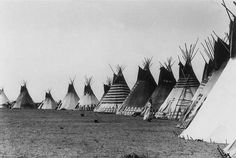 Teepees (photog unknown...)