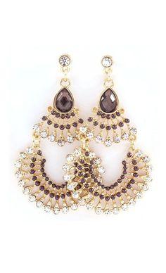 Sadie Chandelier Earrings