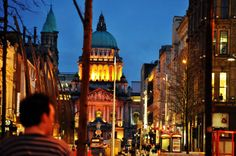 Belfast October 2012