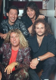 Van Halen Eddie Van Halen, Alex Van Halen, Sammy Hagar Van Halen, Tex Avery, Wolfgang Van Halen, Van Halen 5150, Van Hagar, Red Rocker, David Lee Roth