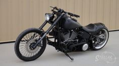 harley custom nighttrain | 2007 FXSTB Night Train Full Custom 103ci Trask Turbo Hot Bike Feature ...