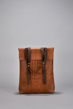 Vertical Laptop Bag