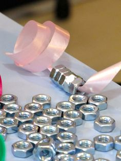 Irresistible Ideas for play based learning » Blog Archive » heavy metal bling!