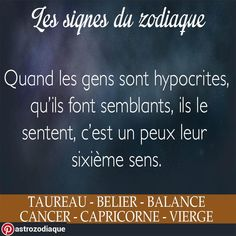 - #astro #astrologie #balance #bélier #cancer #capricorne #gémeaux #horoscope #LesSignesduZodiaque #lion #poisson #sagittaire #scorpion #Signes #taureau #verseau #vierge #Zodiaque #zodiaque Astrology Dates, Positive And Negative, Zodiac Signs, Cancer, Positivity, Lol, Messages, Quotes, Descendants