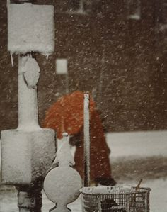MoMA | The Collection | Saul Leiter. Untitled. 1958