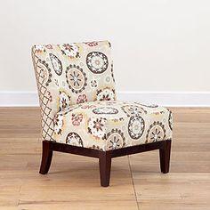 Suzani & Gate Print Darby Chair