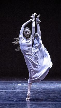Svetlana Zakharova in Revelation. Photo by Jack Devant
