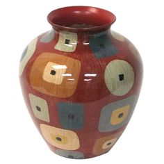 I pinned this Modern Geometric Vase from the Firefly Home event at Joss and Main!