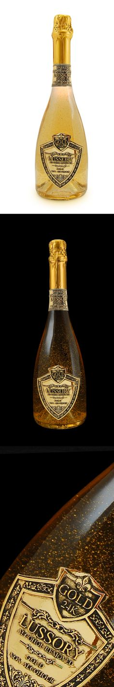 Diseño Packaging Lussory #Gold 24K is gorgeous #packaging PD
