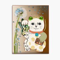 My Canvas, Canvas Prints, Art Prints, Maneki Neko, Fashion Room, Top Artists, Vintage Designs, Print Design, Vibrant Colors