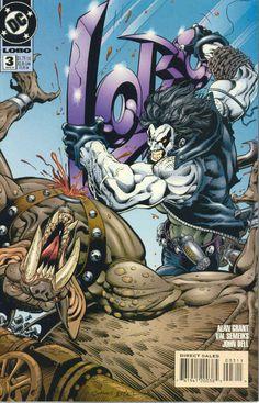 Lobo (Ongoing) #3