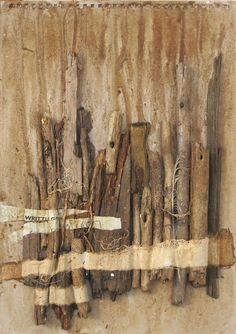 wood assemblage 2 by lisa temple-cox, via Flickr