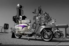 (pinned using #pintag) #lambretta