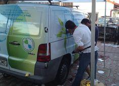 Caravana Campaniei INPCP isi continua traseul prin Romania Romania, Camper Van