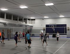 Adult Coed Volleyball League Informational Meeting Sept. 8
