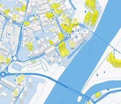 map of my hometown. Maps, 3d, Map, Peta, Cards